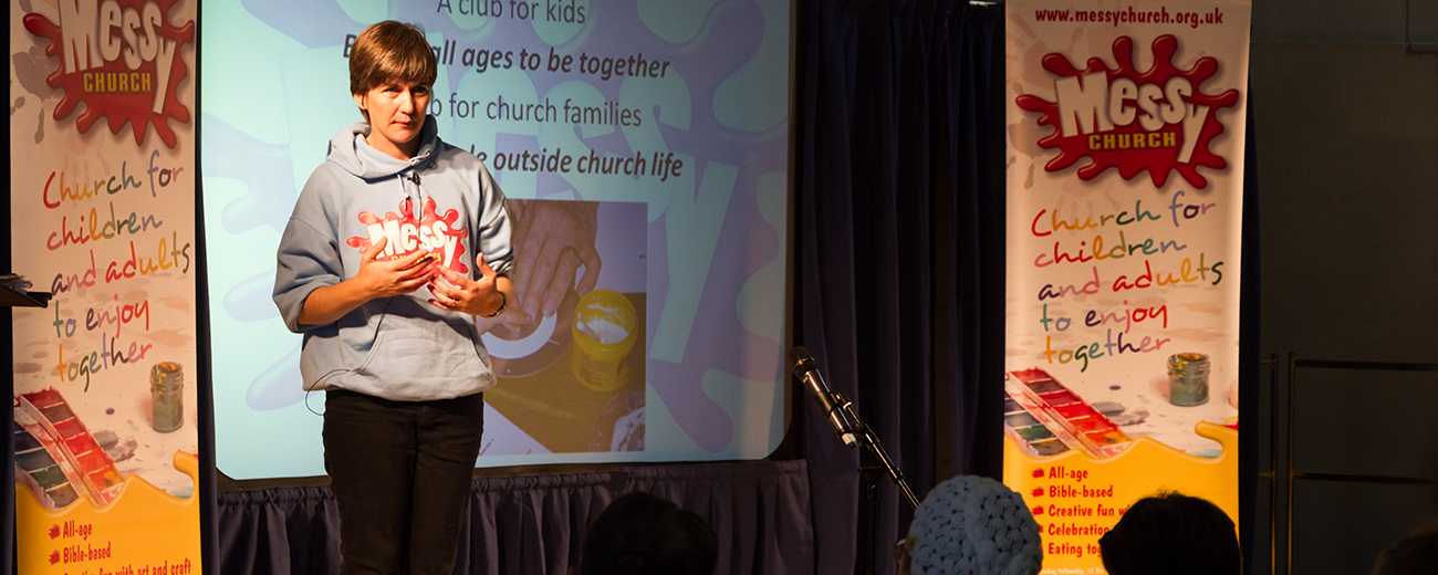 Photo of Messy Church at CRE