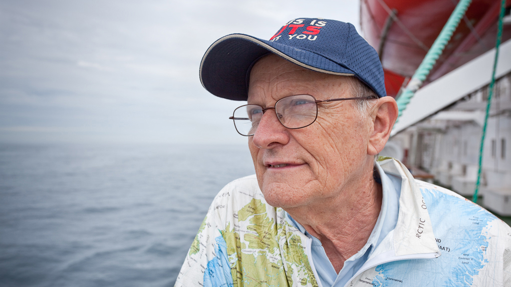 Photo of George Verwer