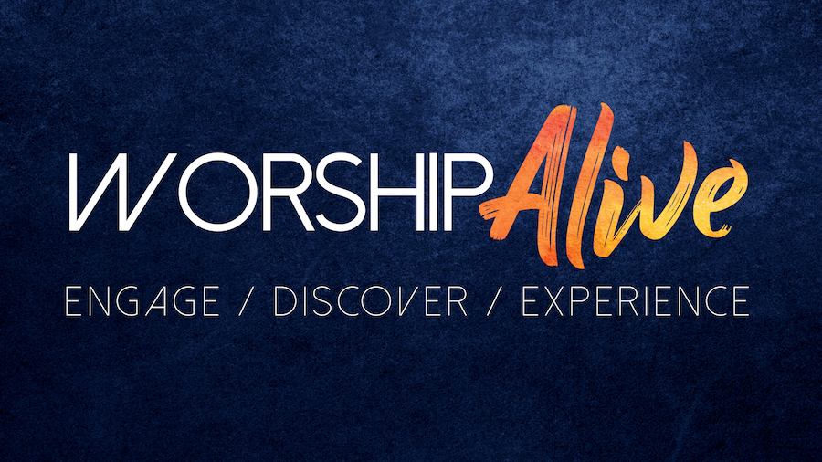 Worship Alive graphic
