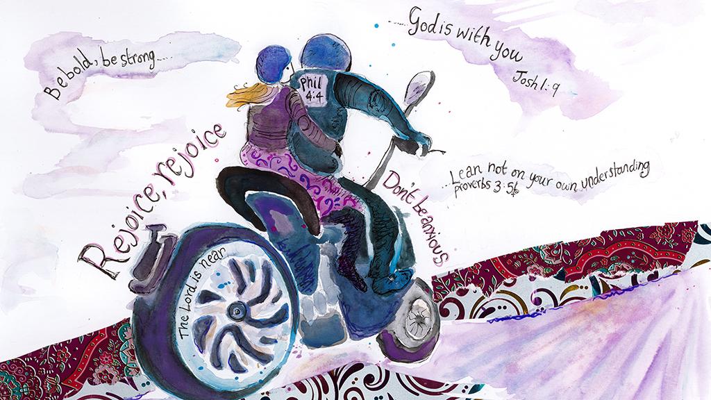 Marguerite's Dream artwork