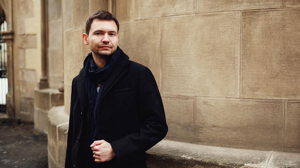 Photo of Simon Barrington