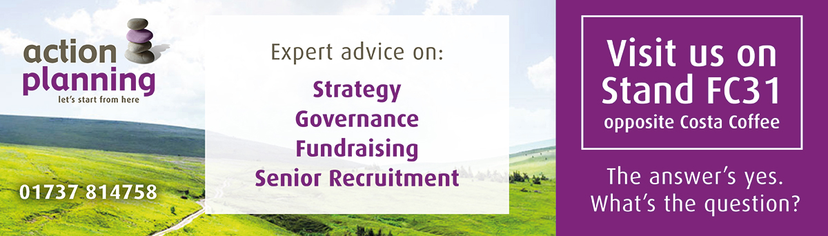 Visit the Action Planning website for strategy, governance, fundraising and senior recruitment