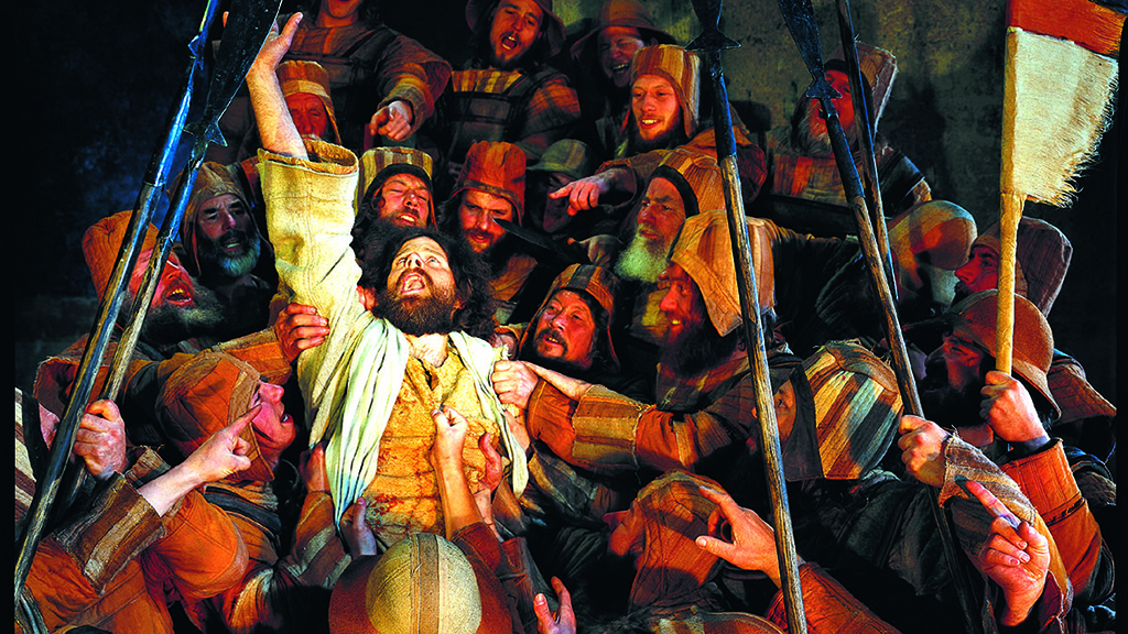 Photo of Oberammergau Passion Play