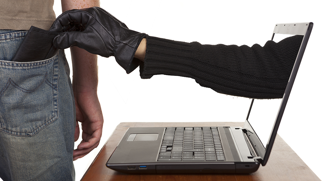 photo of cyber crime