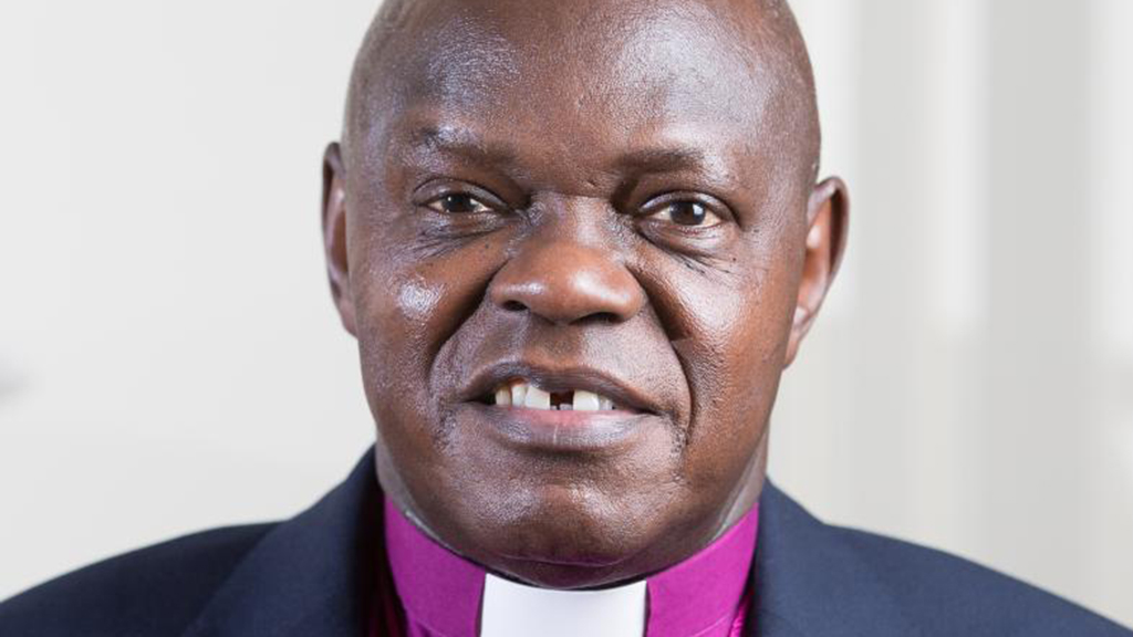 Photo of Archbishop John Sentamu
