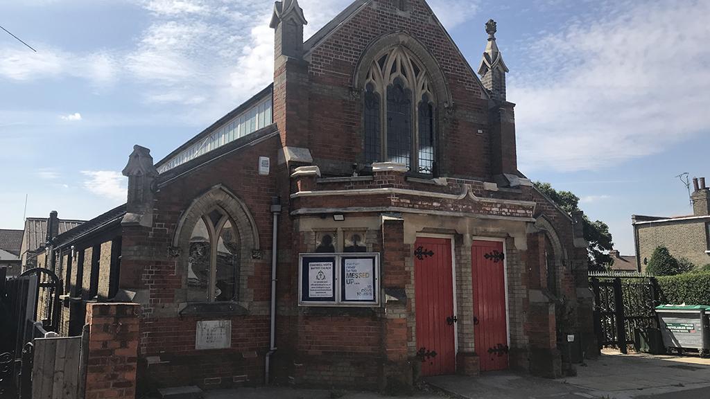 Alderbrook Baptist Church