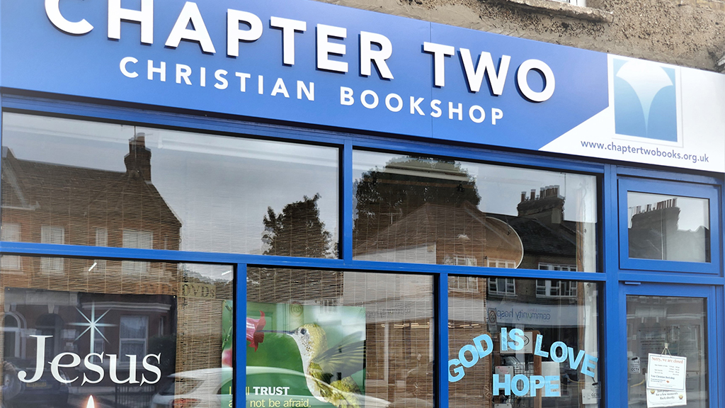 Chapter Two bookshop