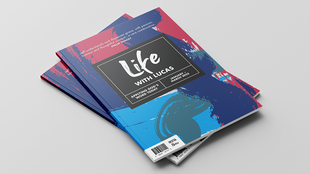 Life resources by Jeff Lucas